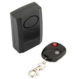 2019 allarme antifurto casa DC90V 120db Allarme di vibrazione Allarme di sicurezza Allarme porta Allarme Allarme antifurto Allarme antifurto