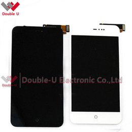 Wholesale Meizu Mx2 Screen - 5pcs lot 100% Tested Replacement For MEIZU MX2 Full LCD Display Touch Screen Glass Digitizer Assembly White Black with Free Shipping