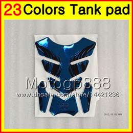Wholesale Rs 125 - 23Colors 3D Carbon Fiber Gas Tank Pad Protector For Aprilia RS4 125 RS125 99 00 01 02 03 05 RS 125 1999 2000 2001 2005 3D Tank Cap Sticker