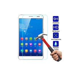 Wholesale Huawei Tablet Glass - Tempered Glass Premium Screen Protector Tempered Glass Guard Transparent Film for Huawei Tablet X1 X2