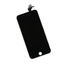 Wholesale Touch Screen Cell Phone Parts - .LCD For iPhone 5 5G with touch screen Full set Assembly White and black color Cell Phone Parts Cell Phone LCD