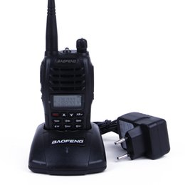 Wholesale Cheap Way Radios - BaoFeng UV-B6 Walkie Talkie 136-174MHz&400-470 MHz cheap Two Way Radio with free shipping