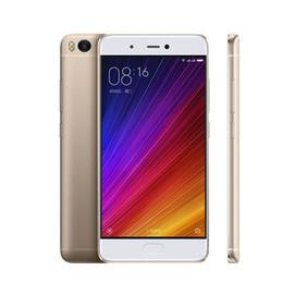 "Wholesale Miui Rom - Original Xiaomi Mi5s Mi 5S Mobile Phone 3GB RAM 64GB ROM Snapdragon 821 Quad Core 5.15""Inch Table pc 1920x1080P Fingerprint ID MIUI 8"