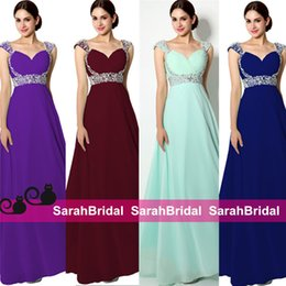 Wholesale Dance Wear Sequins - Long Sparkly Prom Dresses for 2016 Juniors Young Girls Teenagers 2k16 Dance Formal Wear Sale Cheap Corset Back Blush Evening Party Gowns