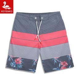 Wholesale Surf Board S - Wholesale-Men Beach Shorts Brand Quick Dry Bermuda Mens Shorts Casual Cargo Swimwear Men's Shorts Summer Mens Board Shorts Surfing