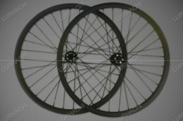 Wholesale Mountain Bike Wheel Sizes - 29er T800 carbon MTB bicycle wheel size:30mm 36mmX25mm finish:glossy matte weave:3K UD