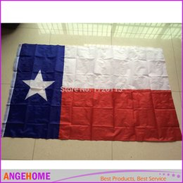 3ft X 5ft Polyester Texas State Flag Lone Star Tx Flag Usa Festival Banner Home Bar Decor Red White Blue In Bulk Price
