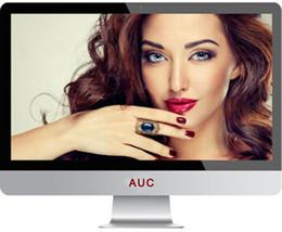 """tv-schaltungen Rabatt All-in-One-Computer-Monitor 21,5 """"LED-KERN Quad-Core-CPU 2955 Eingebauter Wifi-Windows7-PC mit extrem geringer Dicke"""