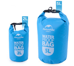Wholesale Dry Bag 2l - 2L High Quality Outdoor Waterproof Bags Ultralight Drifting Rafting Canoe Swimming Camping Hiking Dry Bag Pouch New