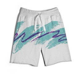 Wholesale Custom Print Cups - Real USA size 90's Cup 3D Sublimation print custom made men fifth & seventh legnth shorts with string Plus Size