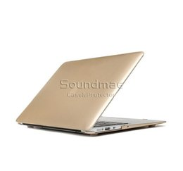 Wholesale Macbook 13 Backpack - Laptop Metallic Texture Fullbody Shell Cover For Macbook Air Pro Retina 11.6 12 13.3 15.4 with Colorful Shell Cover Keyboard