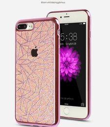 Wholesale Ace Plus Casing - Bling Glitter Soft TPU Case For Samsung Galaxy S6 S7 Edge Plus J1 ACE J120 J3 J5 J7 2016 A310 A5 A7 Plating Electroplate Shiny Diamond Cover