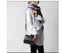 Venta caliente Nueva Moda Bolsos de Las Mujeres Mejor Pu Bolso de Cuero de Las Mujeres Cross-body Shoulder Bag Ladies Tote Bag Envío Gratis desde fabricantes