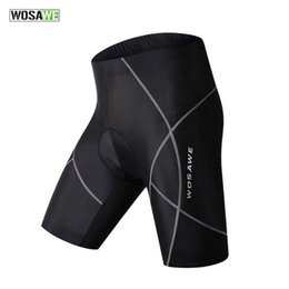 Wholesale Tight Gel - New Men's Cycling Shorts GEL Pad MTB Mountain Bike Riding Bicycle Tights Anti-Sweat Breathable Cycle Clothing Clothes H2007