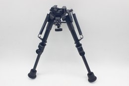 Wholesale Mounting Studs - New 6-9'' Tactical Hunting Rifle Picatinny Swivel Stud Mount Bipod Stabilizer with 20mm Bipod Adapter