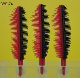 Wholesale Wholesale Lashes Usa - Professional Private Label Black 3D Fiber Lash Cosmetics Mascara Eyelash Eyebrow Eyeliner Brushes Cream Bottle Tube Manufactuer in USA QZ-74