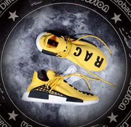Wholesale Cheap Big Boots - 2016 Hot Running Shoes NMD HUMAN RACE Men Run Sneakers Copa Mundial Cheap Top Quality Training Shoes Run Shoes Man Sports Boots Big Discount