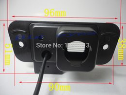 Wholesale camera for ssangyong CCD Car Rear View Reverse backup Camera for Ssangyong Ssang yong Actyon