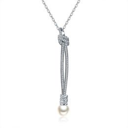 Wholesale Genuine Swarovski Jewelry - SALE Best Quality genuine 925 silver hot Wedding jewelry necklace Fine jewelry Crystals from Swarovski Christmas gift