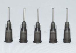 Wholesale Tubing Wholesalers - wholesale 16G W  ISO standard Dispensing needles PP luer lock hub 0.5-inch tubing length precision S.S. dispense blunt tips
