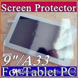 """Оригинальная защитная пленка для экрана Защитная пленка для 9 """"9 дюймов A13 A23 A33 ATM7021 ATM7029 Android Планшетный ПК E-PG от"""