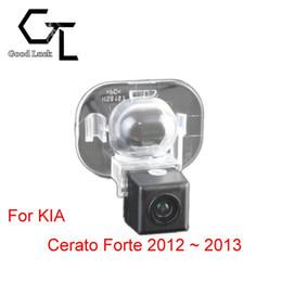 wireless parking reversing camera NZ - For KIA Cerato Forte 2012 ~ 2013 Wireless Car Auto Reverse CCD HD Rear View Camera Parking Assistance