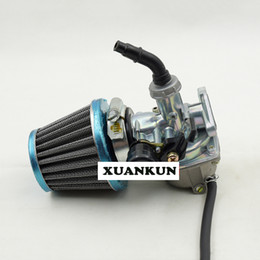 Wholesale Air Filter Assembly - Off - Road Motorcycle Accessories 110-125CC   PZ19 Carburetor Air Filter Assembly