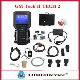 Wholesale Gm Tech Ii Pro - Wholesale-Free shipping Auto Diagnostic tool opel Tech II opel Tech 2 Pro Kits for GM SAAB OPEL SUZUKI ISUZU Holden gm tech2 scanner