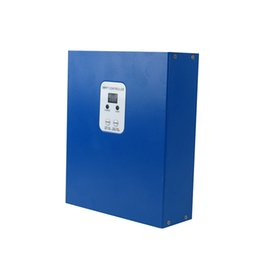 Wholesale Solar Battery Controller Mppt - 40A 12V 24V 48V RV Solar Battery Charge Controller with High Conversion Efficiency MPPT Technology