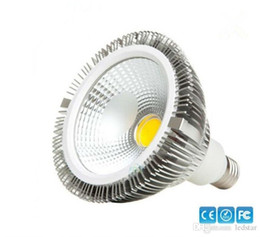 Wholesale Downlight Led Cob 25w - 10W 20W 25W Dimmable E27 E26 Led bulb spotlight par38 par30 par20 LED Lighting Spot Lamp light downlight AC 110-240V