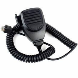 Wholesale Two Way Radios Microphone - HYT SM11R1 Remote Speaker Microphone for HYTERA TM-800 TM-610 TM-600 TM-800M TM-628 TM-628H Mobile Two Way Radio