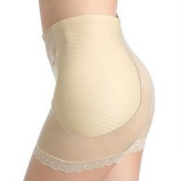 9cbcaaf02b2dc Wholesale- Women Lady High Waist Padded Butt Hip Enhancer Panties Shaper  Underwear Bum Lift Enhancing Knickers supplier bum enhancer underwear