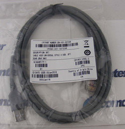 Wholesale Barcode Cable - Wholesale- USB Cable for Symbol Motorola LS2208 LS4278 LS7808 M2007 CBA-U01-S07ZAR Barcode scanner
