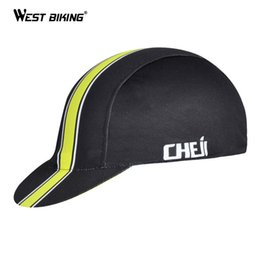 Wholesale Mens Strong - Cycling Caps Strong Cooling Breathable Riding Hats Mens' Ciclismo Gorra Headwear Bike Hat Scarf Bicycle Cap Bandana 2015 New