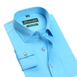 a6398af25783e6 Wholesale- 2017 Spring New Simulation Silk Shirts Mens Long Sleeve Diamond  Button Dress Shirts Collar Designers Social Men Clothing China