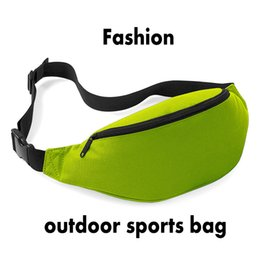 Wholesale Cash Register Wholesalers - 9 color New fashion bags outdoor sports waist bags running pockets Phone package Travel security pockets the cash register waist bags