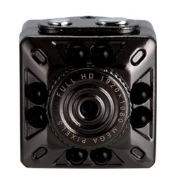 Wholesale Night Vision Flash Usb - Newest SQ10 Mini Camera Recorder HD Motion Sensor Micro USB Camera Full HD 1080P Mini Camcorder Infrared Night Vision Camera