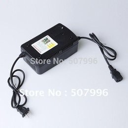 Wholesale Battery Chargers Electric Scooters - Free Shipping Brand New Electric Scooter Battery Charger 48V 20AH 2.5AGuaranteed 100%