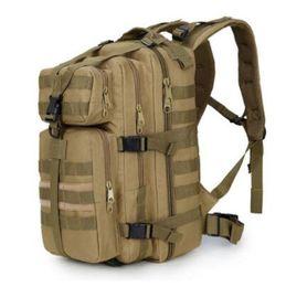 Wholesale Army Acu - High quality 35L Men Women Military Army Backpack Trekking Camouflage Rucksacks Tactical Bag Pack Schoolbag Waterproof ACU z04
