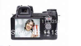Wholesale Cheap Pixel Screen - Free shipping D3200 digital camera 16 million pixel camera Professional SLR camera 21X optical zoom HD LED headlamps cheap sale