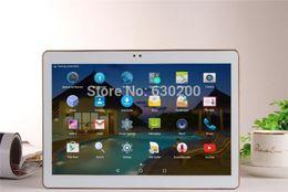 Wholesale New Slim Camera - 2016 NEW 10 polegada tablet pc Octa núcleo 4 GB RAM 32 GB ROM 1280*800 IPS 5.0MP dual sim Android 5.1 Bluetooth GPS tablets