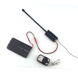 Wholesale Remote Spy - 32GB HD 1080P 12MP DIY Module Spy Hidden Camera Camcorder DVR Cam+Remote Control