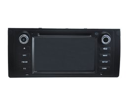 Wholesale Dvr Usb Tv - Android 5.1 BMW E38 E3 E53 car dvd player with usb radios ipod tv DVR GPS