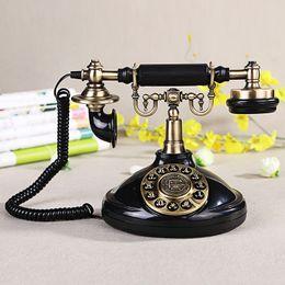 Wholesale Old Antique Telephones - Vintage Antique Style Old Fashioned Retro Old Telephone antique 1920s telephone