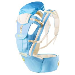 Wholesale Baby Poly - 2016 New Baby Carrier slings Multifunction high-quality Cotton Breathable Backpacks with Waist stool for 3-36M ,0-23Kg