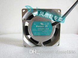kühler 5v adda Rabatt Original VE50B5-913 220 V 8 CM 80 * 80 * 25 SERVO 2 draht AC aluminium rahmen lüfter