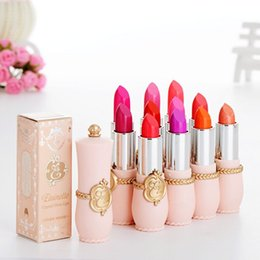 Wholesale New Long lasting Waterproof Women Girls Beauty Makeup Sexy Lipstick Moisture Protection Lip Balm Birthday Gift For Friend