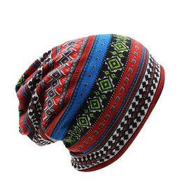 Wholesale Knit Hats Wholesale Prices - Miaoxi Surprise Price New Fashion 2 Used Women Flower Hat Scarf Knit Autumn Caps 4 Colors Casual Beanies Skullies Solid Bonnet