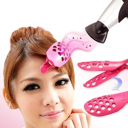 Wholesale Hairclip Hairpin - Wholesale- Girl healthy hairclip Heat-resistant resin hairpins cute styling Special design hair accessories A2