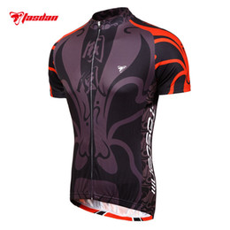 Wholesale Best Clothing For Men - Tasdan Best Breathable Cycling Clothing Sports Suit Custom Mens Cycling Jerseys Short Sleeve Top Shirt Clothing for Sport